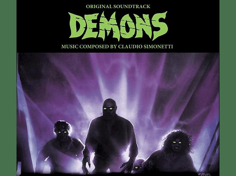 Claudio Simonetti - Demons (The Soundtrack Remixed) [CD]