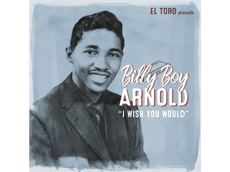Billy Boy Arnold - I Wish You Would EP [Vinyl]