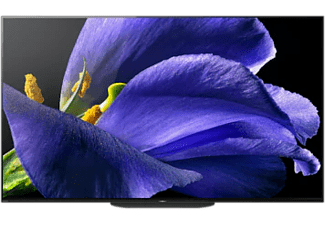 SONY Fernseher KD-65AG9 (2019) 65 Zoll 4K UHD Android Smart OLED TV