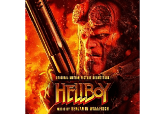 Filmzene - Hellboy - Original Motion Picture Soundtrack (CD)