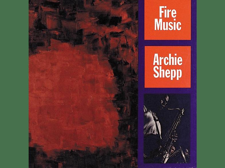 Archie Shepp - Fire Music [Vinyl]