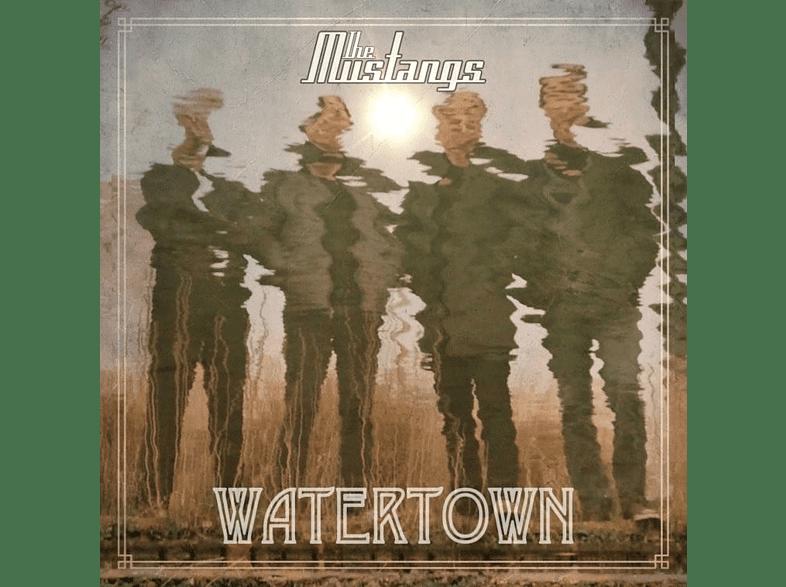 The Mustangs - WATERTOWN [CD]