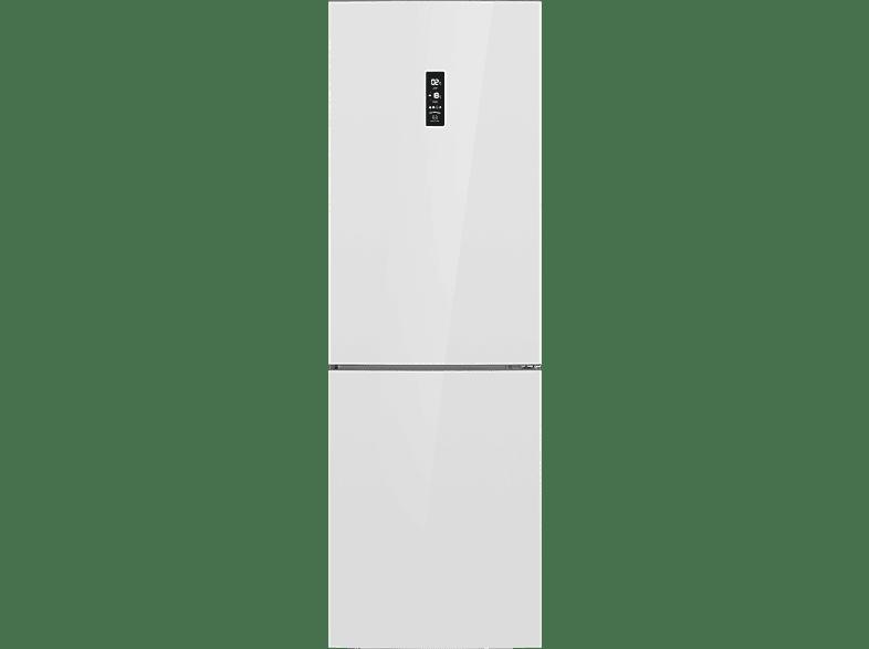 BOMANN KG 7312  Kühlgefrierkombination (A++, 242 kWh/Jahr, 1840 mm hoch, Weiß)