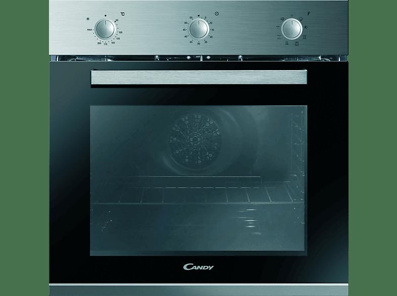 CANDY FCT612X Backofen (Einbaugerät, A+, 70 l, 595 mm breit)