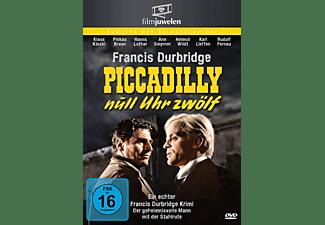 Piccadilly null Uhr zwölf DVD