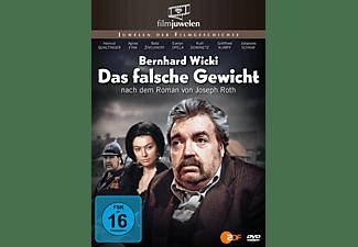 Das falsche Gewicht DVD