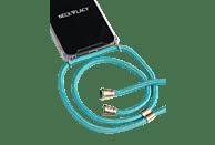 NECKLACY Necklace Case Ocean Spirit, Backcover, Huawei, P30 Lite, Türkis/Transparent