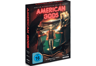 American Gods/Coll.Edition/2.Staffel DVD