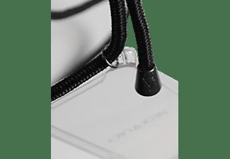 NECKLACY Necklace Case All Black, Backcover, Huawei, P30 Pro, Schwarz/Transparent