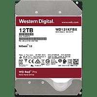 WD Red™ Pro NAS-Festplatte 12 TB, 12 TB HDD, Interner Speicher, 3.5 Zoll, intern