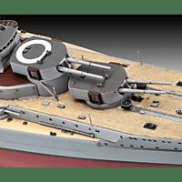 REVELL WWI Battleship SMS König Modellbausatz, Mehrfarbig