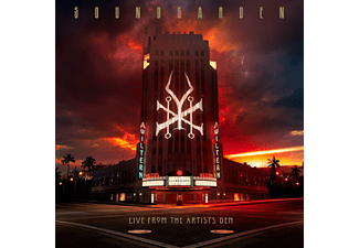 Soundgarden - Live From The Artists Den CD