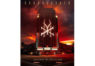Soundgarden - Live From The Artists Den Blu-ray