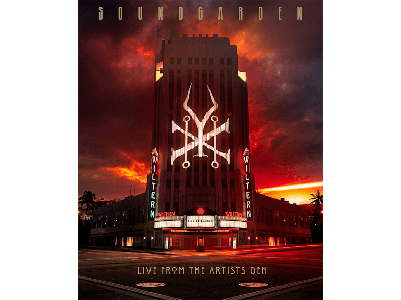 Soundgarden - Live From The Artists Den [Blu-ray]
