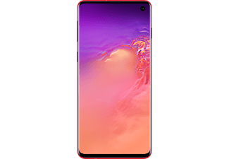 "SAMSUNG Galaxy S10 - Smartphone (6.1 "", 128 GB, Cardinal Red)"
