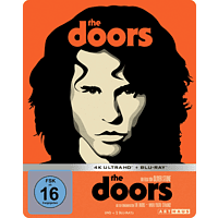 The Doors (Limited Steelbook Edition) 4K Ultra HD Blu-ray
