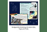 KOSMOS Fun Science Schleim-Galaxie  Experimentierset, Mehrfarbig