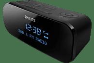 PHILIPS AJB3000 Radio-Wecker (digitaler Tuner, schwarz)