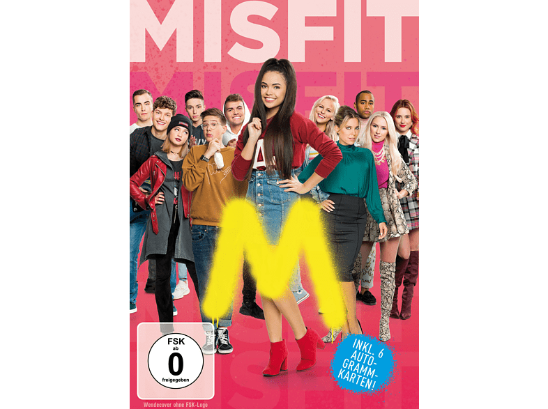 Misfit [DVD]