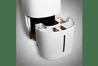 SONNENKÖNIG 10100562 Secco 400 Luftentfeuchter Weiß/Silber (650 Watt, Entfeuchterleistung: 1.67 Liter/Std., Raumgröße: 160 m³)