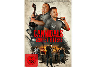 Cannibals And Carpet Fitters DVD