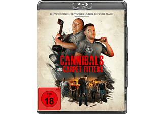 Cannibals And Carpet Fitters Blu-ray