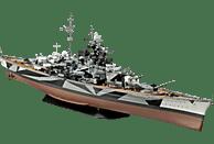 REVELL Tirpitz (Platinum Edition) Bausatz, Mehrfarbig