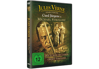 Jules Verne-Strogoff Double Feature DVD