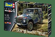 """REVELL LKW GL leicht """"Wolf"""" Bausatz, Mehrfarbig"""