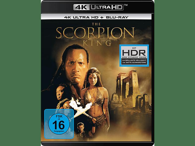 The Scorpion King [4K Ultra HD Blu-ray + Blu-ray]