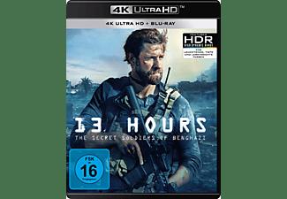 13 Hours: The Secret Soldiers of Benghazi 4K Ultra HD Blu-ray + Blu-ray