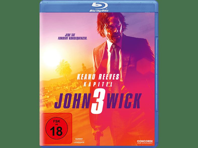 John Wick: Kapitel 3 [Blu-ray]
