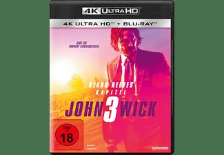 John Wick: Kapitel 3 4K Ultra HD Blu-ray + Blu-ray