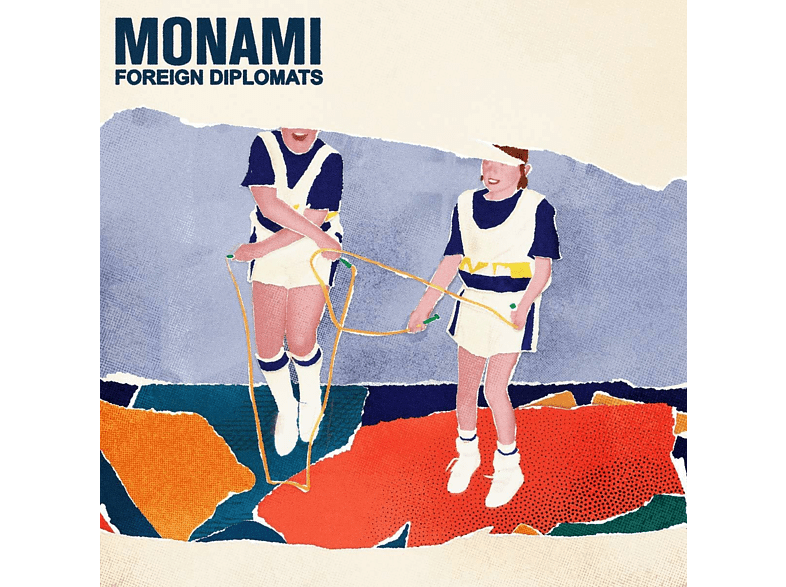 Foreign Diplomats - Monami (LP) [Vinyl]