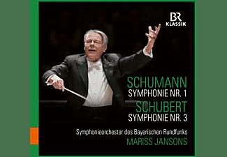 Mariss Jansons, Symphonieorchester Des Bayerischen Rundfunks - Schumann: Sinfonie 1  - (CD)
