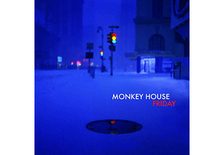 Monkey House - Friday  - (CD)