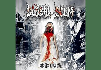 Global Scum - ODIUM  - (CD)