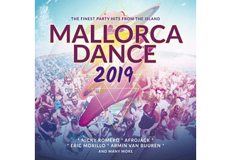 VARIOUS - MALLORCA DANCE 2019  - (CD)