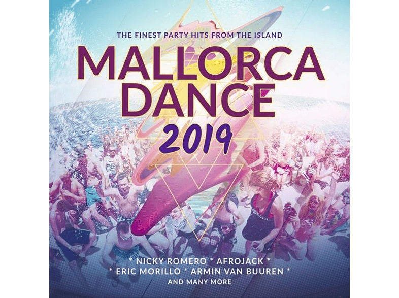 VARIOUS - MALLORCA DANCE 2019 [CD]