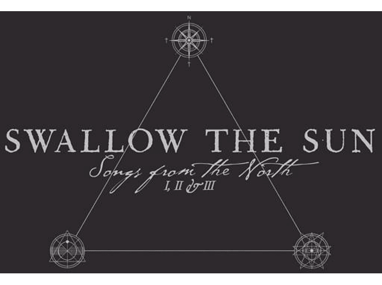 Swallow The Sun - Songs From The North I,II & III (Re-issue 2019) [Vinyl]