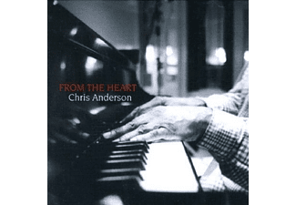 Chris Anderson - From The Heart  - (CD)
