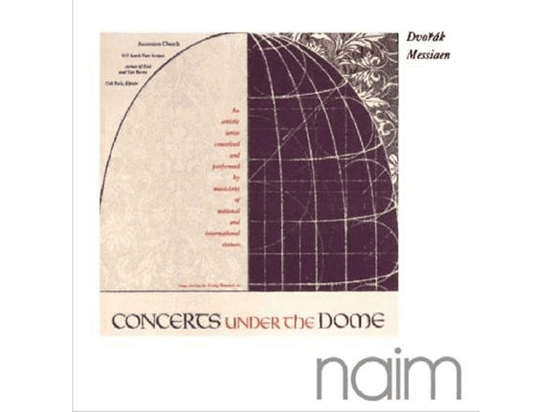 Vermeer Quartett - Concerts Under The Dome 2 [CD]