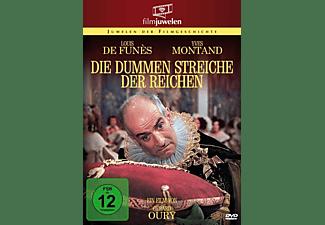 Die dummen Streiche der Reichen DVD