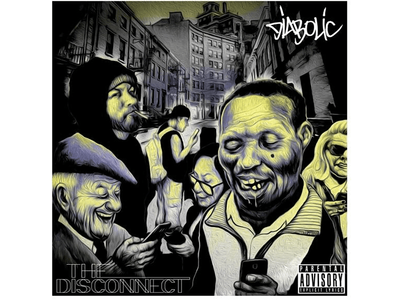 Diabolic - The Disconnect [CD]