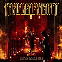 Hellscream - HATE MACHINE [CD]