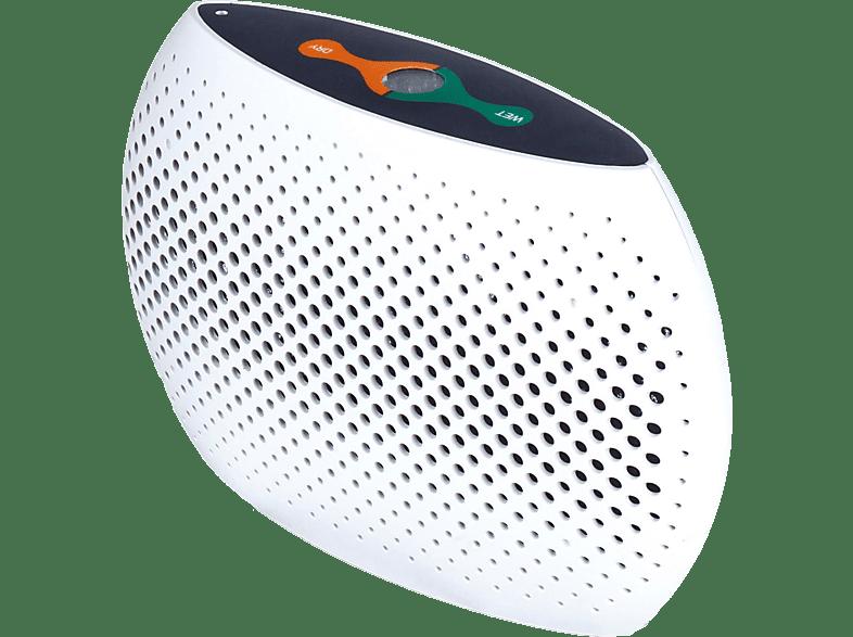 SONNENKÖNIG 10100601 Silica Luftentfeuchter Weiß (25 Watt, Entfeuchterleistung: 0.01 Liter/Std., Raumgröße: 10 m³)