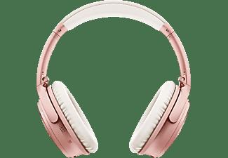 BOSE Quietcomfort 35 II, Over-ear Kopfhörer Bluetooth Rosegold
