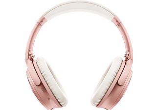 BOSE Quietcomfort 35 II, Over-ear Kopfhörer, Near Field Communication, Headsetfunktion, Bluetooth, Rosegold