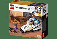 LEGO Tracer vs. Widowmaker Bausatz, Mehrfarbig