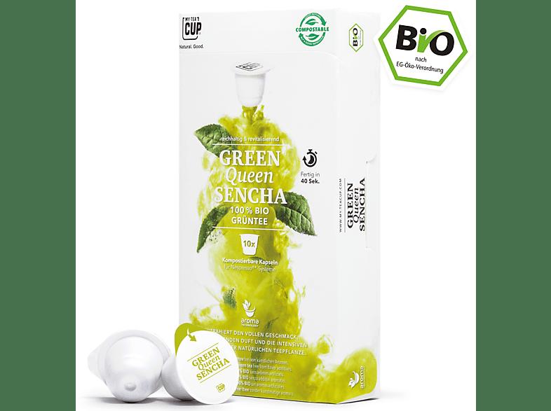 UNICAPS Green Queen Sencha Teekapseln (Nespresso)